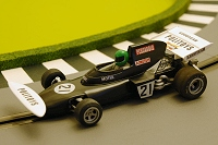Albi Slot GP - Customisation Scalextric March 721 Politoys Pescarolo