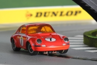 "Albi Slot GP - Jouef Porsche 911 (d�co ""Adamowicz"")"
