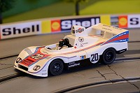 Albi Slot GP - Jouef Porsche 936 (d�co Ickx Le Mans 76)
