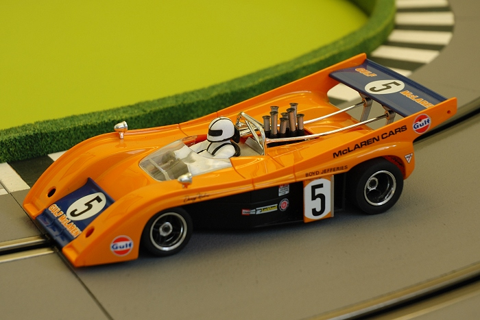 Carrera Evolution D132 - McLaren M20 Gulf