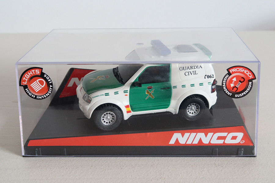 Ninco - Pajero 4x4 off-road Guardia Civil