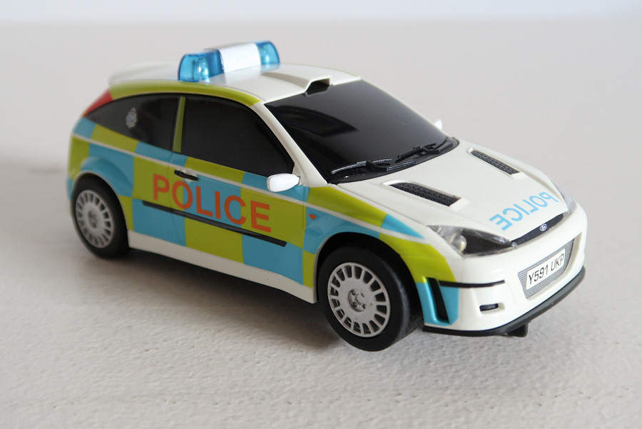 Scalextric Ford Focus Police