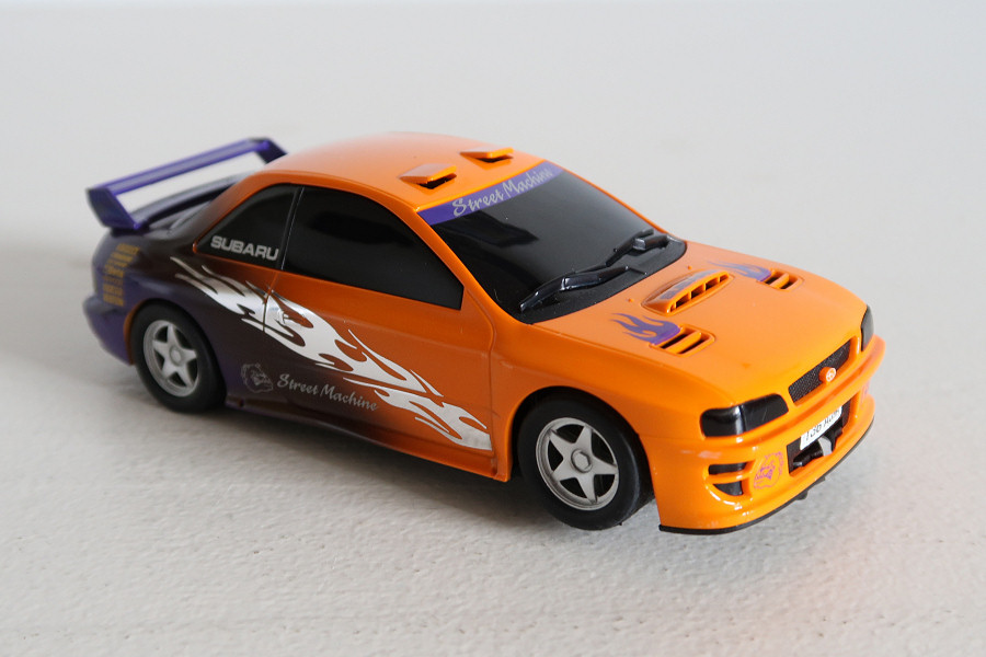 Scalextric Subaru Street Machine