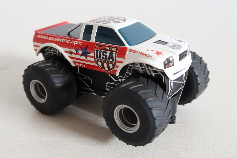 Scalextric Monster Truck USA