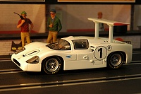 MRRC Chaparral 2F Brands Hatch 1967 BOAC 500