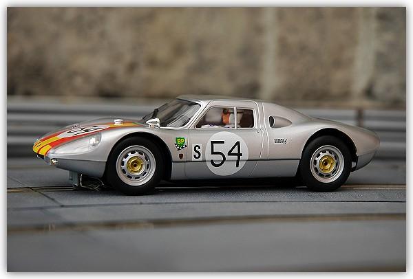 Revell : Porsche 904 GTS Sebring 1966