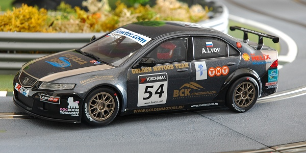 SCX / Technitoys Honda Accord WTCC