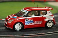 SCX / Technitoys Suzuki Swift JWRC