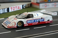 "Slot.it : Jaguar XJR12 - 2nd Daytona 1992 ""Bud Light"""