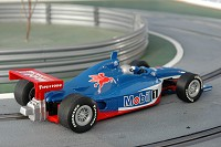 Albi Slot GP - Scalextric - Dallara Indycar