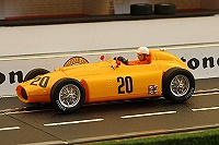 Cartrix F1 Historic : Ferrari D50 1956
