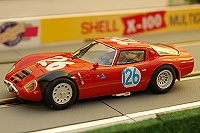 Albi Slot GP - Fly Slot Cars: Alfa Romeo TZ2 (ref F14101)