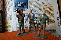 Journalistes et Reporters : figurines MRRC