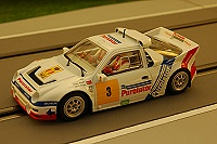 MSC Ford RS200 : Purolator #3 Carlos Sainz - Ref 6002