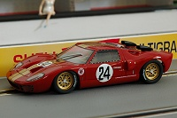 Slot.it : Ford GT40 Sebring 66